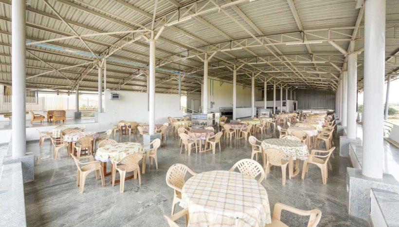 Cafeteria & Dinning Area