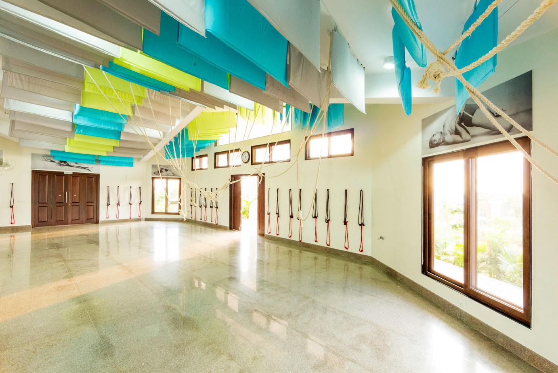 About Us Bellur Iyengar Yoga Center